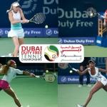 Dubai Duty Free Tennis Championships 2015