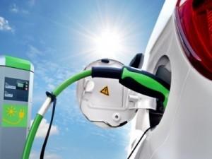 Dubai Electric Vehicle Charging Station