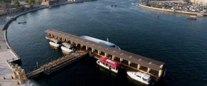 Dubai's First Hybrid 20-Seater Abra United Arab Emirates Abra Station