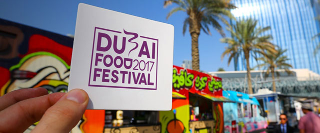 Dubai Food Festival 2017 – Events in Dubai, UAE