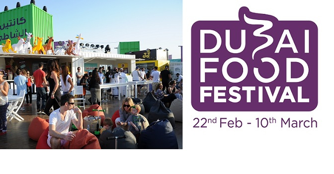 Dubai Food Festival 2018 – Latest Events in Dubai, United Arab Emirates