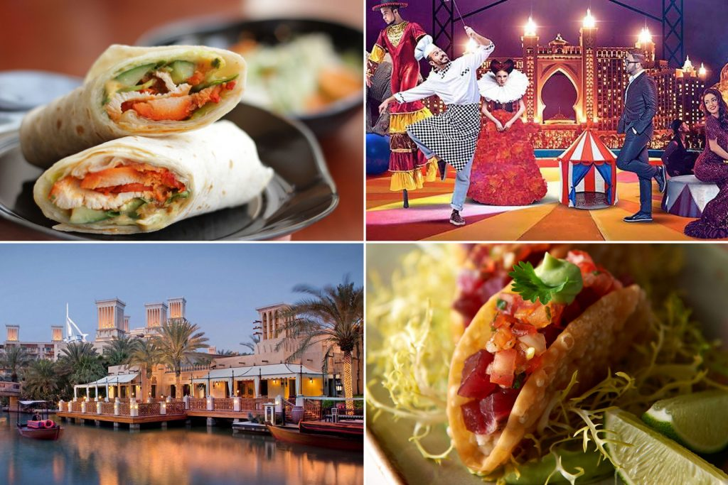 Dubai Food Festival 2021 - Event Details - New Restaurants