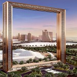 Dubai Frame 2015 | Attractions in Dubai, UAE