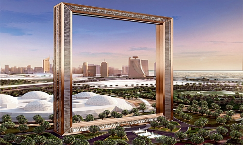 Dubai Frame, UAE – The largest picture frame in the world