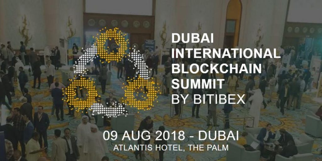 Dubai International Blockchain Summit 2018