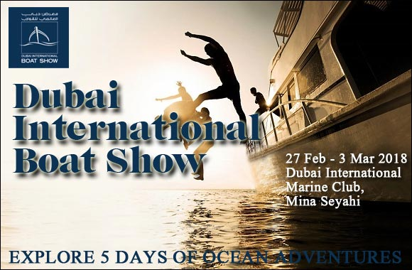 Dubai International Boat Show 2018 – Latest Events in Dubai, UAE