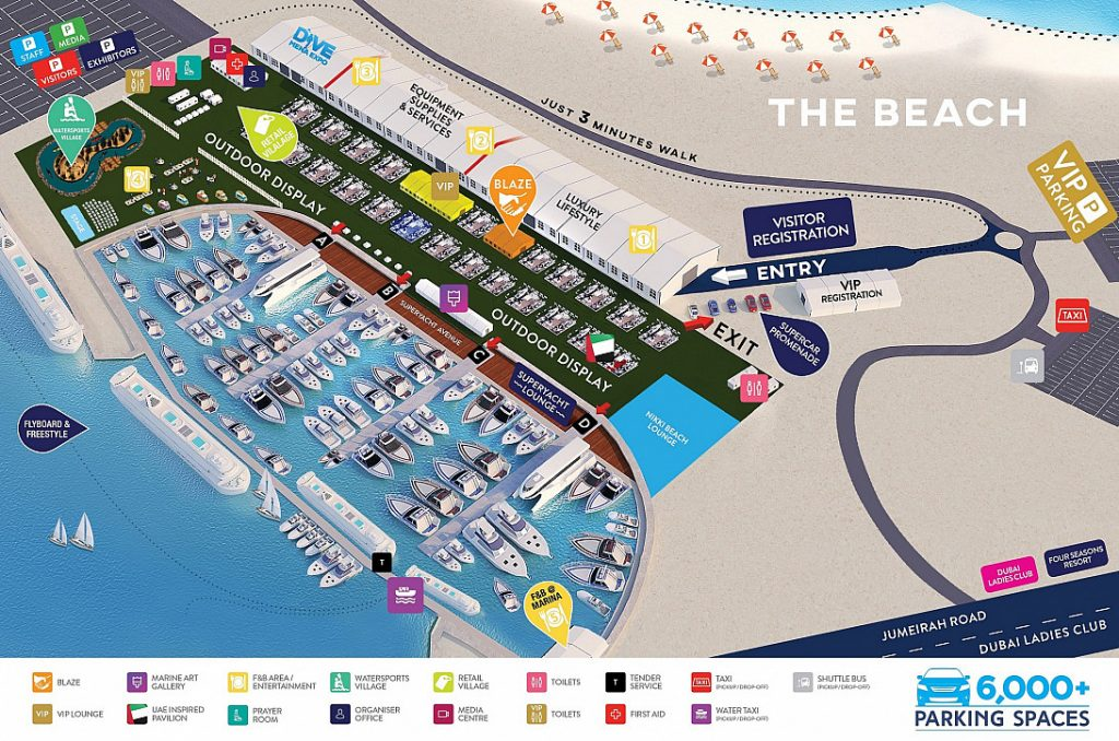 Dubai International Boat Show 2019 - Latest Events in Dubai