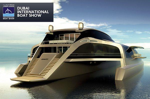Dubai International Boat Show - Yatch