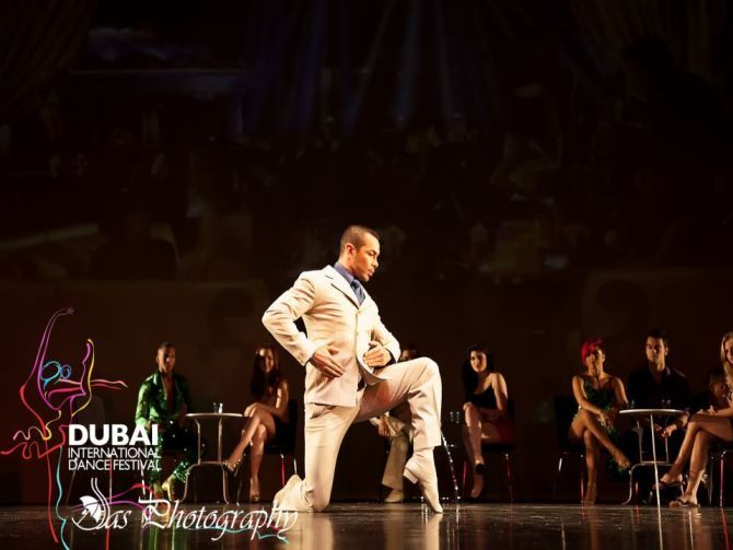 Dubai International Dance Festival 2015   Events in Dubai