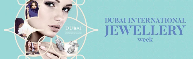 Dubai International Jewellery Week 2016 – Events in Dubai, UAE.