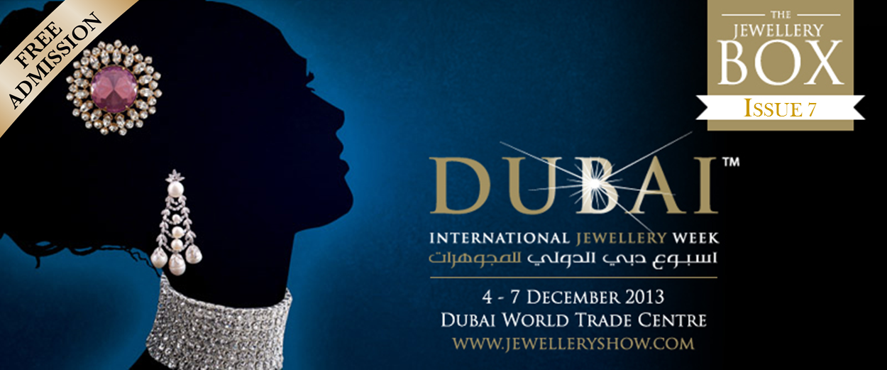 Dubai International Jewellery Week 2013