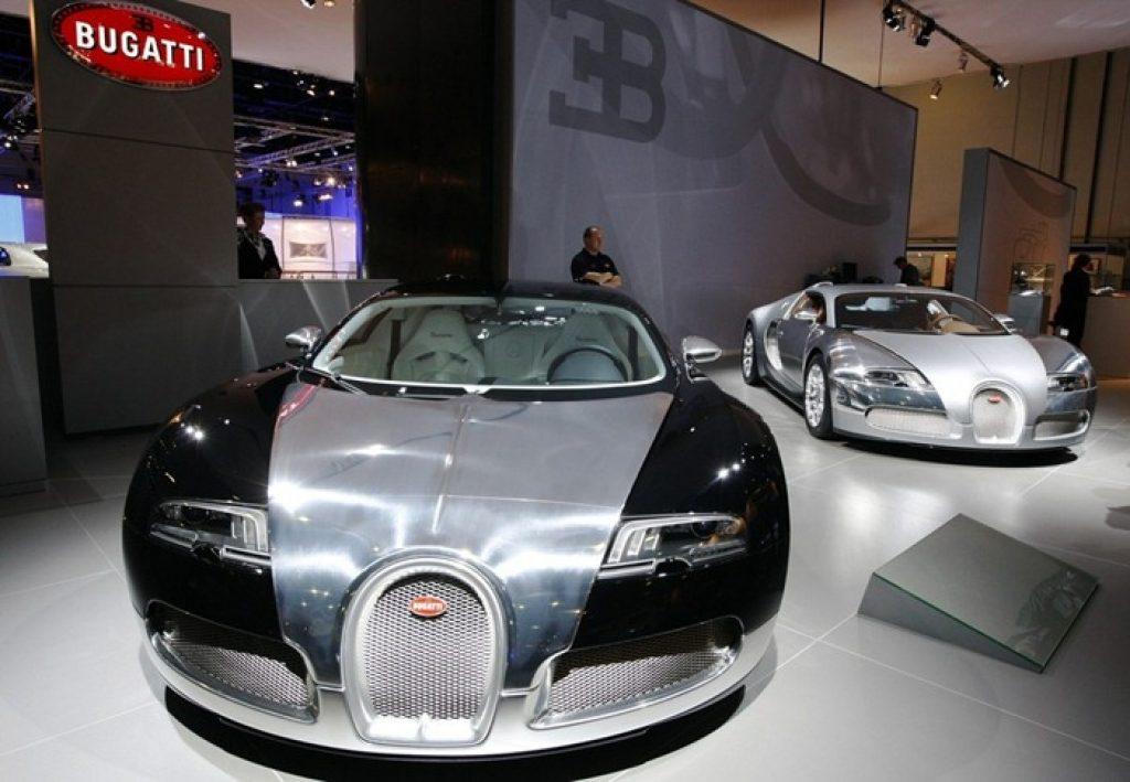 Dubai International Motor Show 2019