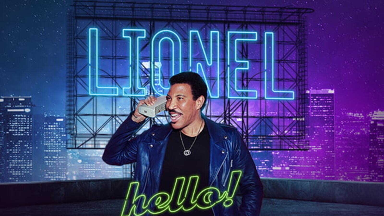 Dubai Jazz Festival: Lionel Richie on Feb 27th at Media City Amphitheatre