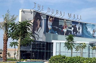 Dubai Mall, UAE – Places to Visit in Dubai