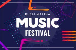 Dubai Marina Music Festival 2017