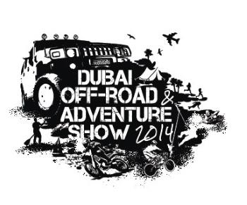 Dubai off road and adventure show 2014
