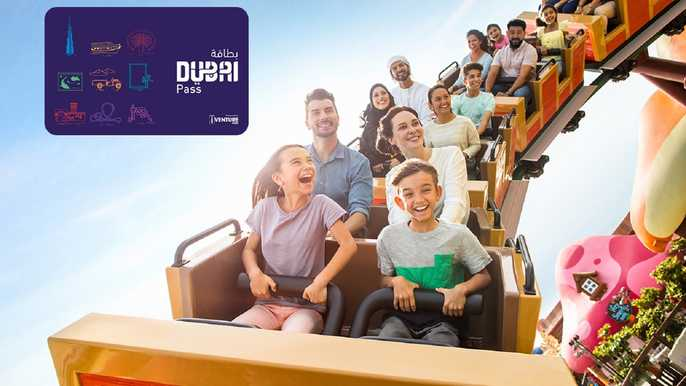 Dubai Pass – Save up to 60% on Top Attractions