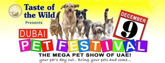Dubai Pet Festival 2016 – Events in Dubai, UAE