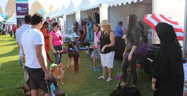 Dubai Pet Festival 2016 - Dubai, UAE.