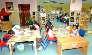 Dubai Public library | Children Library in Dubai, UAE