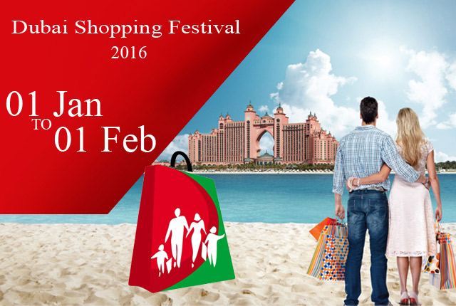 Dubai Shopping Festival 2016 – Events in Dubai, UAE