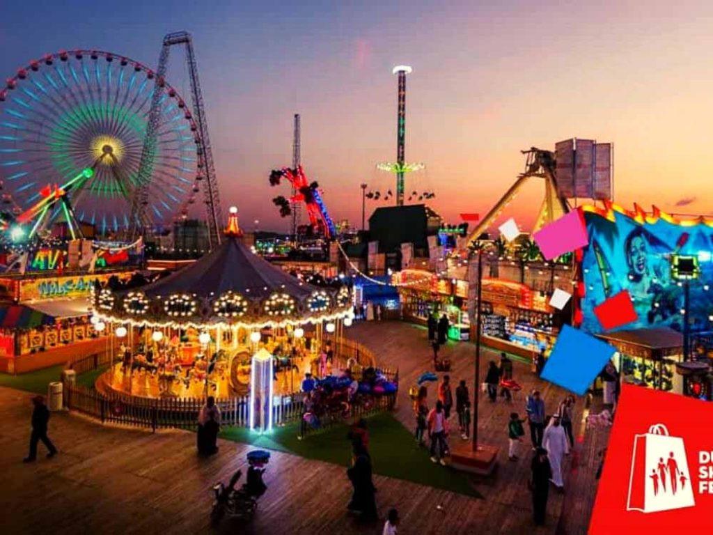 Dubai shopping festival 2019 - 2020