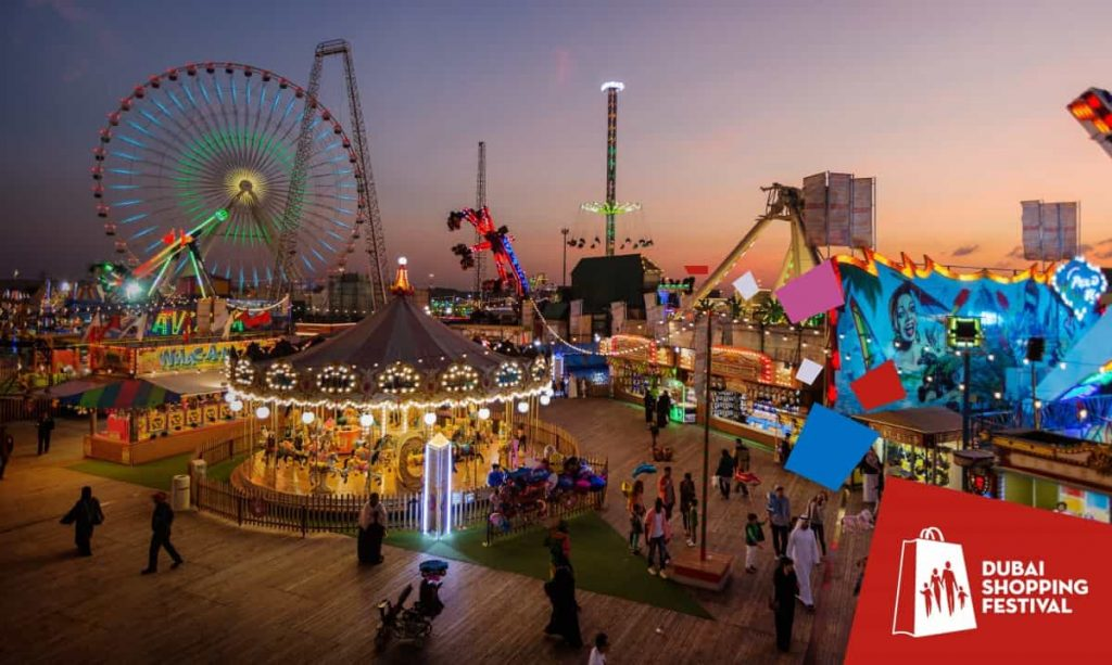 Dubai Shopping Festival DSF 2020 - 2021 - DSF Deals & Offers, Sales, Raffles, Fireworks, Events Details