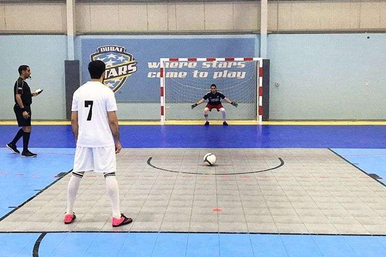 Dubai star sportsplex location