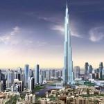 Burj Khalifa Dubai, UAE - Places To Visit in Dubai