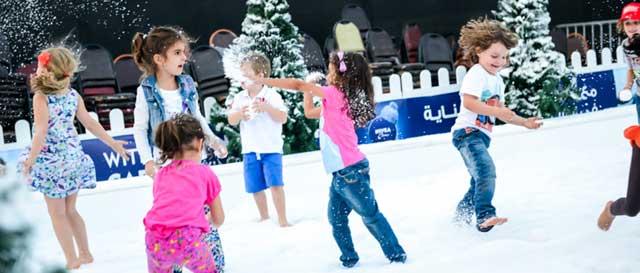 Dubai Winter Festival 2016.