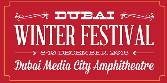 Dubai Winter Festival 2016 – Events in Dubai, UAE.