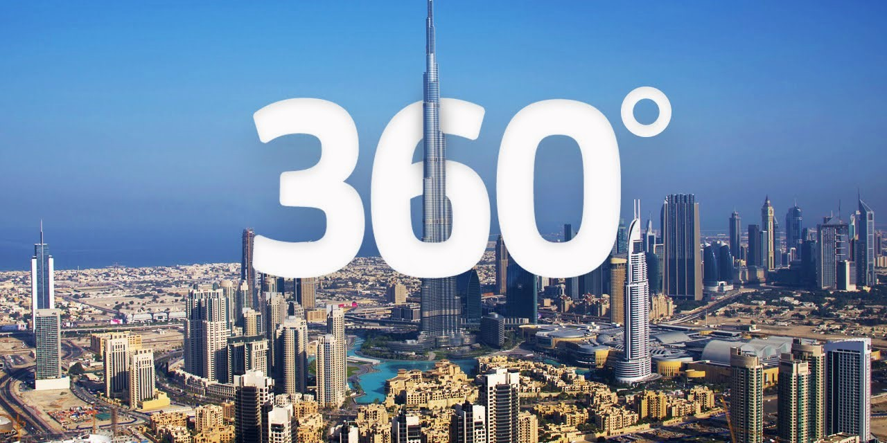 Dubai360: Virtual Tours 2020