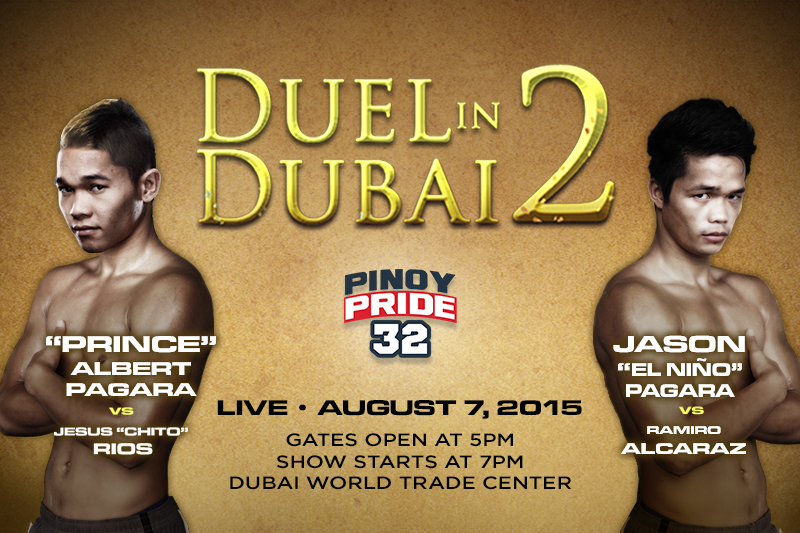 Duel in Dubai 2 | Philippine-Mexican Boxing Championship