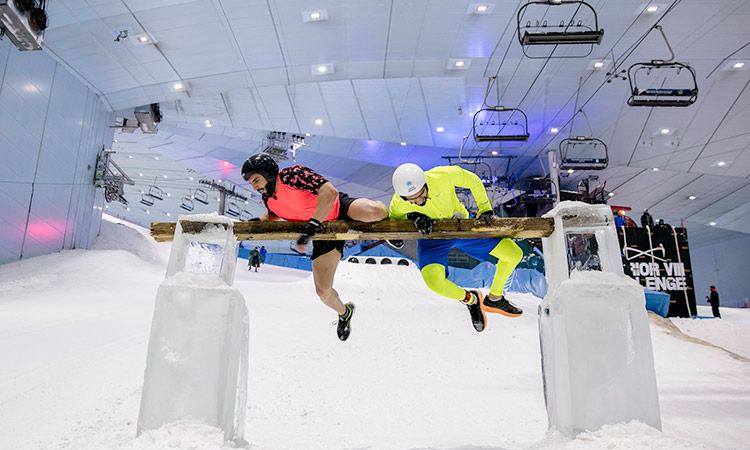 DXB Ice Warrior Challenge on Nov 6th 2020