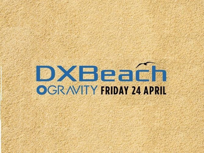 DXBeach Festival – Live Musical Event in Dubai, UAE