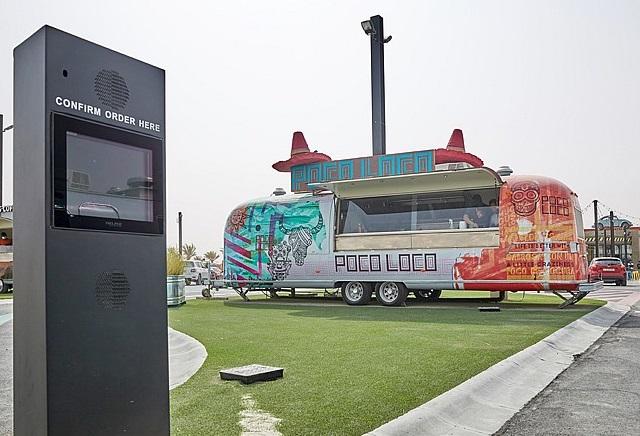 Food Truck Park in Dubai UAE - Last Exit