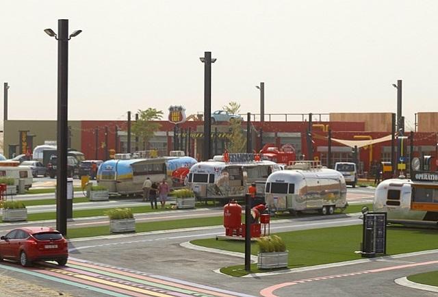 Food Truck Park in Dubai - Last Exit