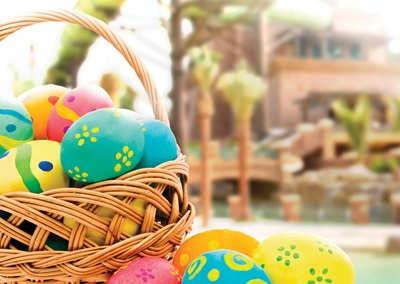 Easter events dubai 2017 at Atlantis