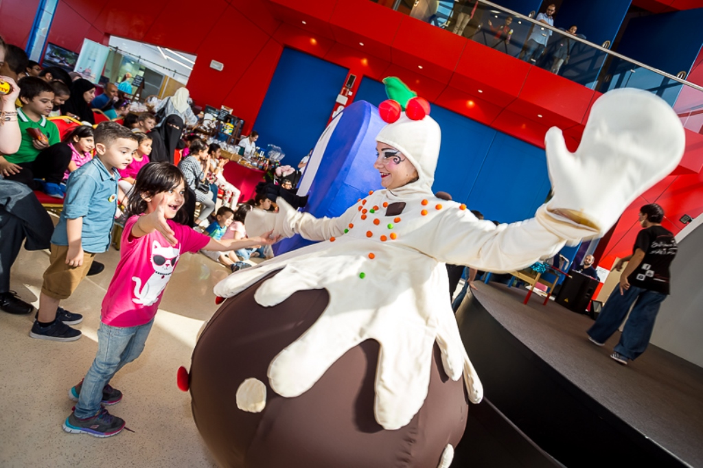 Eid Al Fitr at Children's City Dubai