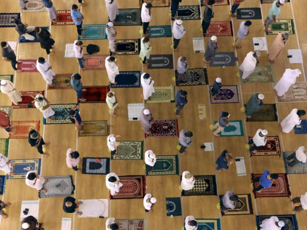 EID Al Fitr Prayer Time Dubai 2021 - Eid Prayer Locations UAE