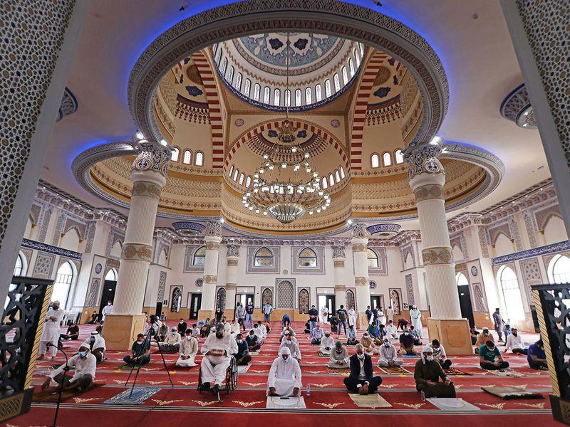 EID Al Fitr Prayer Time UAE 2021 – Eid Prayer Locations UAE