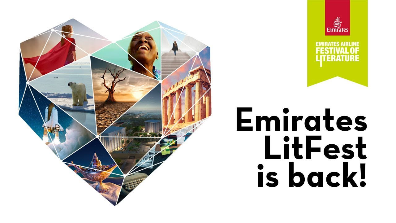 Emirates Airline Festival of Literature: Online Series 2020