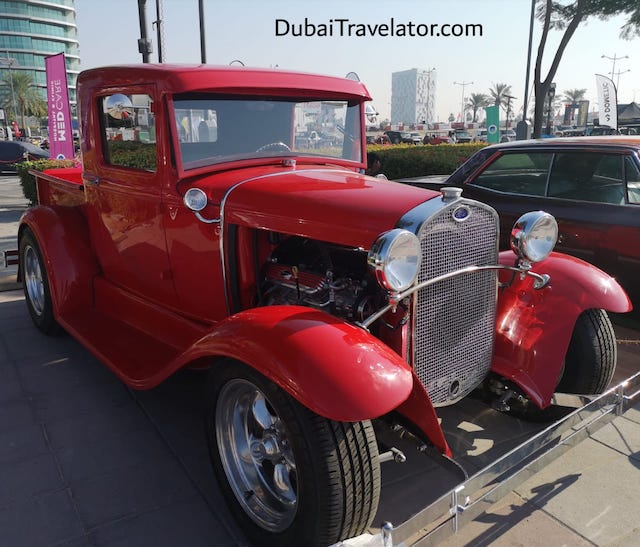 Emirates Cars and Bikes festival 2018 – free entry –  Dec 6th to 8th at Dubai Festival City