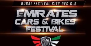 Emirates cars and bikes festival