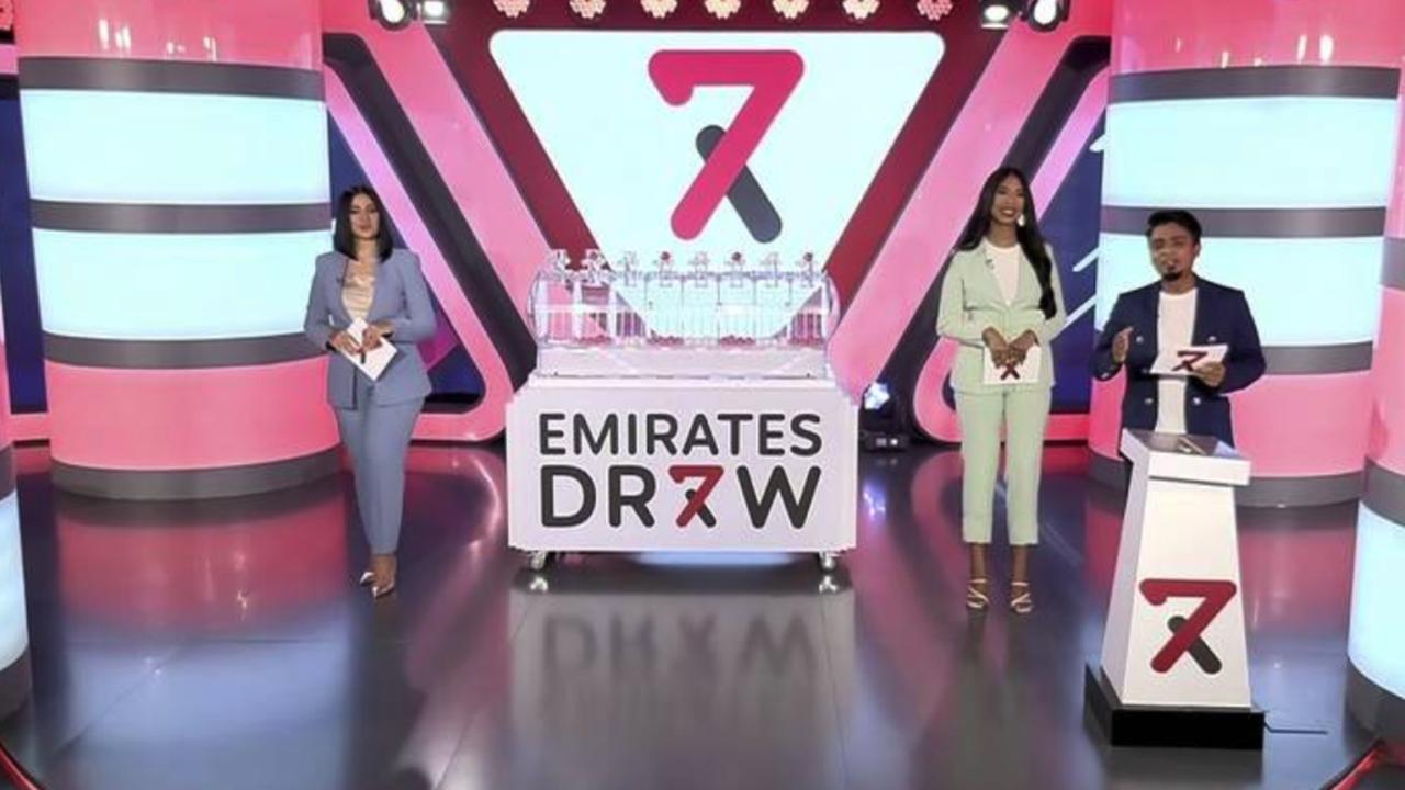 Emirates Draw Dh77 Million Raffle Draw Winners List