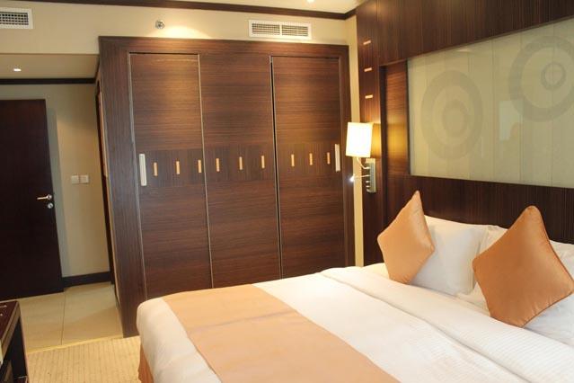 Emirates Grand Hotel Dubai UAE Review - Deluxe Room