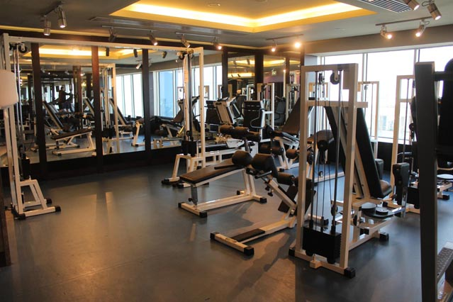 Emirates Grand Hotel - Gym