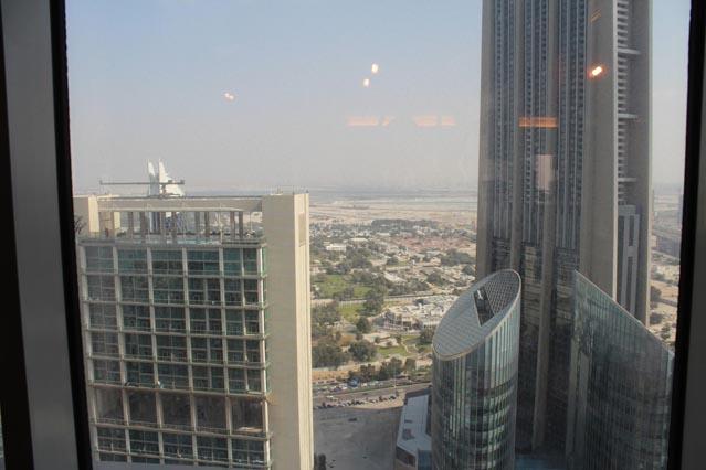 Emirates Grand Hotel Dubai UAE - Outside View