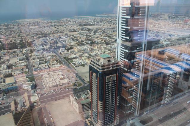 Emirates Grand Hotel Dubai UAE Review – Panoramic City Arabian Gulf views