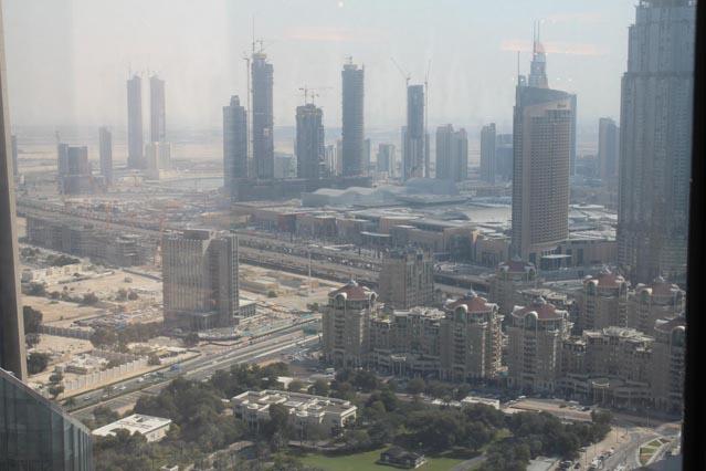Emirates Grand Hotel Dubai UAE Review – Arabian Gulf views